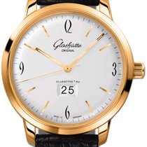 Glashütte Original Sixties Panorama Date new Automatic Watch with original box