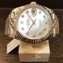 Rolex Datejust 41 MOP-Diamond-Jubilee 126334