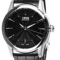 Oris 0173376704054-0752171FC Artelier Automatik 40,5mm 5ATM