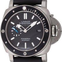 パネライ (Panerai) : Luminor Submersible 1950 :  PAM 1389 : ...