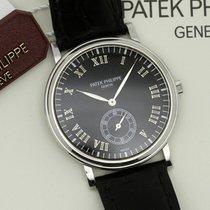 Patek Philippe Calatrava 5022P Men's Platinum 33mm watch...