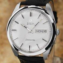 Omega 1960s Seamaster Swiss Made Calibre 752 Vintage Mens...