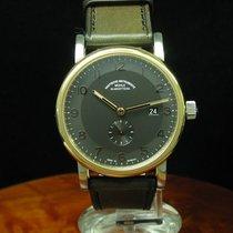 Mühle Glashütte Antaria Gold Mantel / Edelstahl Automatic...