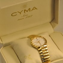 Cyma Dress Watch In Box With Tag Never Worn
