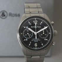 Bell & Ross Vintage 126 Chronograph