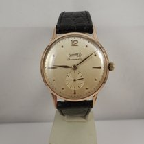 Eberhard & Co. Rose gold Manual winding pre-owned