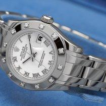 Rolex Pearlmaster 29mm White Gold&Diamonds
