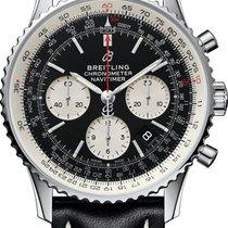 Breitling Navitimer 1 B01 Chronograph 43 AB0121211B1X1 2020 neu
