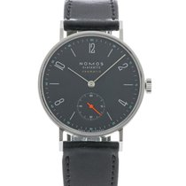 NOMOS Tangente Neomatik Steel 35mm Black United States of America, Georgia, Atlanta