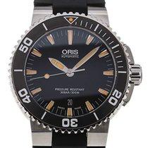 Oris Aquis Date 01 733 7653 4159-07 4 26 34EB new