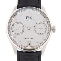 IWC IW500712 Steel Portuguese Automatic 42.3mm new