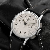 Breitling Chronograph 33mm Manual winding 1946 pre-owned