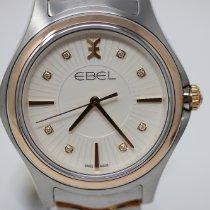 Ebel Altın/Çelik 35mm Quartz 1216306 yeni