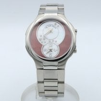 Philip Stein 39mm Quartz pre-owned Mother of pearl