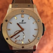 Hublot Classic Fusion Ultra-Thin 545.OX.2210.LR Nuevo Oro rosado 45mm Cuerda manual