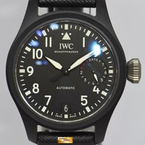 IWC Big Pilot Top Gun IW502001 2017 подержанные