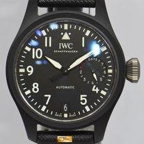 IWC Big Pilot Top Gun Ceramic 46mm Black Arabic numerals Singapore, Singapore