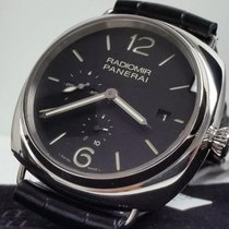 Panerai Radiomir 10 Days GMT Steel 47mm Black Arabic numerals United States of America, California, Los Angeles