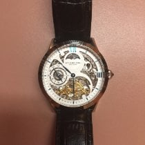 Stuhrling Steel 44mm Manual winding 571.33152 pre-owned