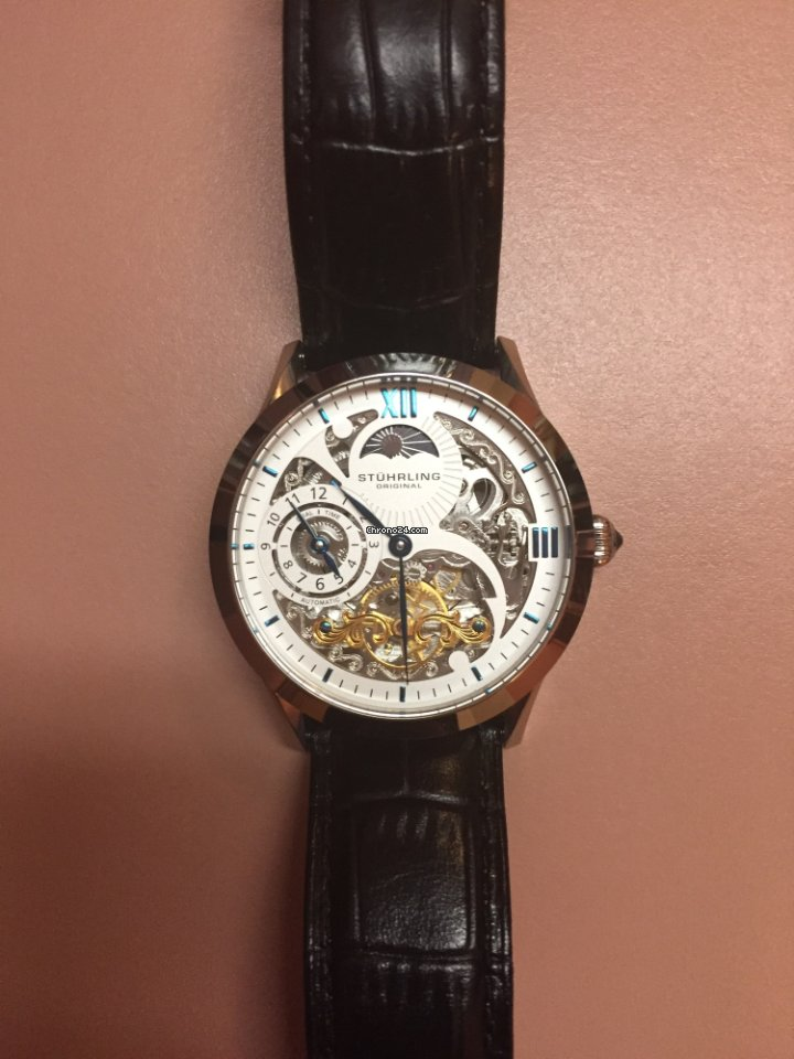 Stuhrling Watches All Prices For Stuhrling Watches On Chrono24