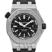 Audemars Piguet Royal Oak Offshore Diver Acero 42.00mm Negro