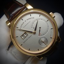A. Lange & Söhne Rose gold Manual winding White No numerals 45,9mm pre-owned Lange 31