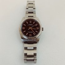Rolex Oyster Perpetual 36 Steel 36mm Black Arabic numerals United States of America, California, Los Angeles