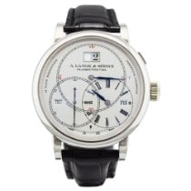 A. Lange & Söhne White gold Manual winding new Richard Lange