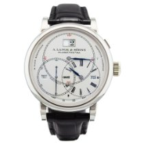 A. Lange & Söhne Richard Lange White gold United States of America, New York, New York