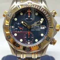 Omega Seamaster Titanium Blue United States of America, New York, New York