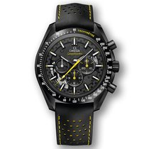 Omega Speedmaster Professional Moonwatch Cerâmica 44.25mm Preto