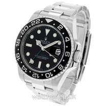 Rolex 116710LN Steel 2009 GMT-Master II 40mm pre-owned United Kingdom, London