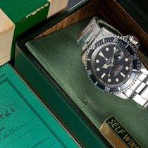 Rolex Submariner Date Stahl