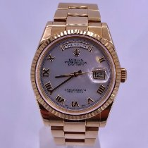 Rolex Day-Date 36 118208 2000 pre-owned
