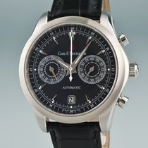 Carl F. Bucherer Steel 44mm Automatic 00.10910.08.33.01 pre-owned