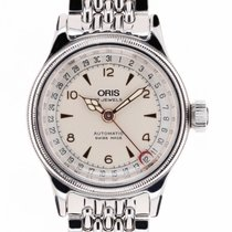 Oris Big Crown Pointer Date Acero 32mm Plata Árabes España, Marratxí