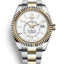 Rolex Χρυσός / Ατσάλι 42mm Αυτόματη 326933-0009 καινούριο