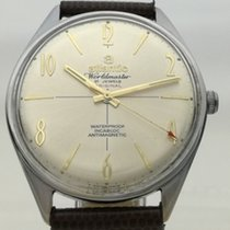 Atlantic 37.36mm Remontage manuel ATLANTIC WORLDMASTER ORIGINAL VINTAGE Serviced and Warranty occasion