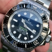 Rolex Sea-Dweller Deepsea подержанные