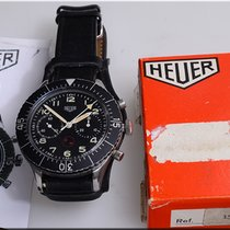 Heuer 1550 SG 1969 pre-owned