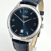 Montblanc 116481 Steel Heritage Chronométrie 40mm new