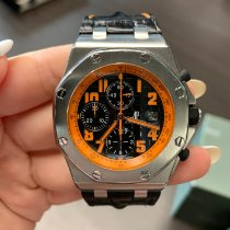 Audemars Piguet 26170ST.OO.D101CR.01 Steel 2009 Royal Oak Offshore Chronograph Volcano 42mm pre-owned United States of America, New York, NYC