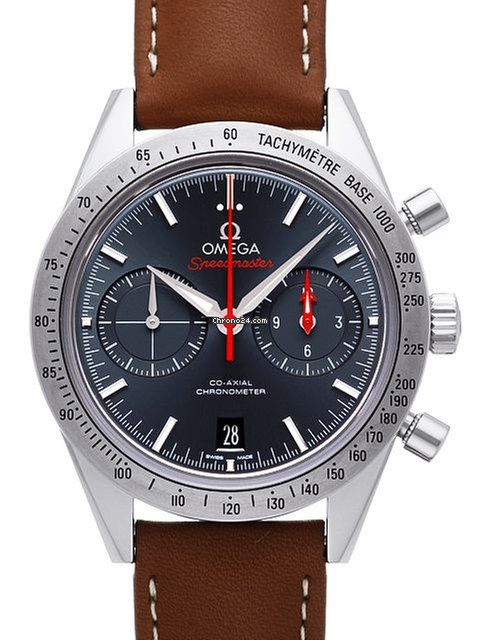 d6acb25e77df Omega Speedmaster Co-Axial Chronograph 331.12.42.51.03.001