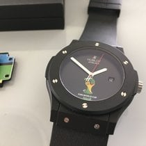 Hublot Classic Fusion 45, 42, 38, 33 mm 500.XI.100.VR.FIFA14 Très bon Quartz France, Paris