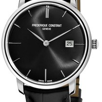 Frederique Constant new Automatic Display back 43mm Steel Sapphire crystal