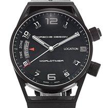 Porsche Design Watch Worldtimer 6750.13.44.1180