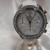 Omega 38357036 Steel Speedmaster Ladies Chronograph 35.5mm new