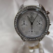 Omega Speedmaster Ladies Chronograph Staal 35.5mm Arabisch