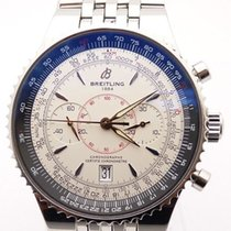 Breitling Montbrillant Légende Steel 47mm White United States of America, Florida, Ft. Lauderdale