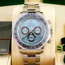 Rolex 116520 Dayt. Stahl Neu B & P mit orig. 116506 Platin Dial